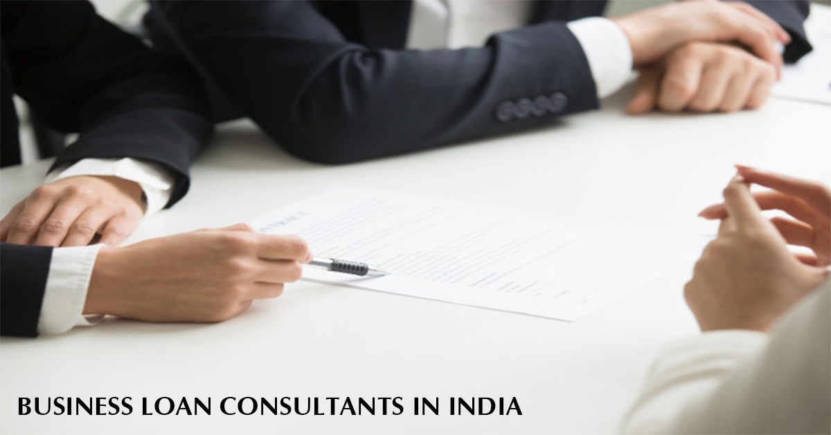 BUSINESS LOAN CONSULTANTS IN INDIA